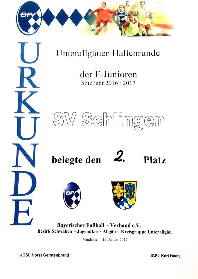 F-Jugend_Urkunde